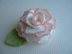 Felt Rose Pin