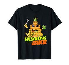 13aca22ea Amazon.com: Wedding Cake Steam Punk Amazing T-Shirt Design: Clothing