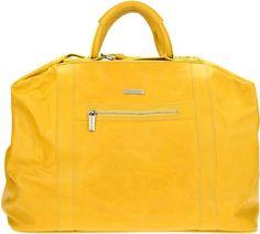 Fancy - Cantarelli Luggage in Yellow for Men  faa1acdeda995