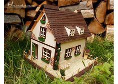 casa_dar_4 Bird, Outdoor Decor, House, Home Decor, Houses, Decoration Home, Home, Room Decor, Birds