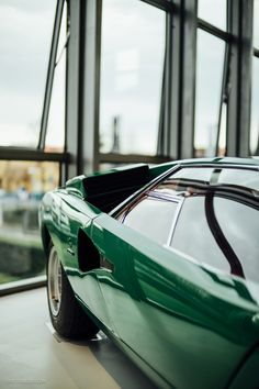 GALLERY: Lamborghini Doesn't Have Your Average History Museum • Petrolicious