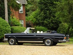 Mercedes-Benz 280 SE 3.5 Cabriolet [UK-spec] (W111) '11.1969–07.1971 Mercedes Benz, Mercedes G Wagon, Classic Mercedes, Cars And Motorcycles, Memories, Age, My Style, Friends, Inspiration