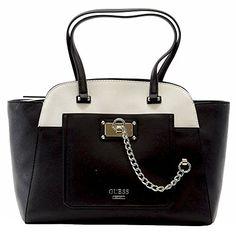 Women's Top-Handle Handbags - Guess HWVG49 34230 FORGET ME NOT BLA bag blak -- Visit the image link more details.