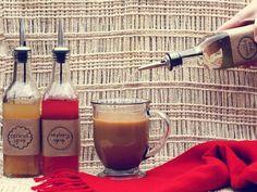 DIY coffee syrup!<3