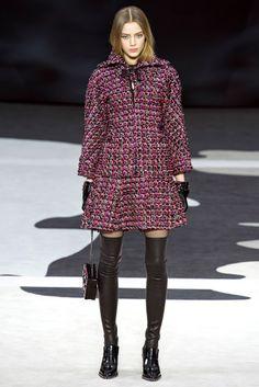 Chanel - Pasarela a/w 2013-2014