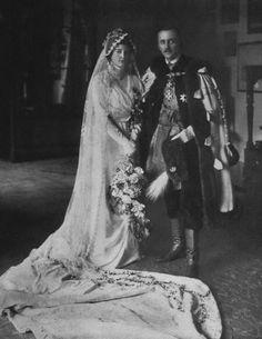 Príncipe Olgierd Czartoryski & Archiduquesa Mechthildis de Austria