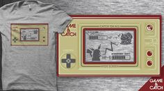 Game & Catch #pokemon #qwertee https://www.qwertee.com/product/game-catch