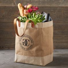 Grand Cuisine Market Tote from Williams Sonoma. Shop more products from Williams Sonoma on Wanelo. Insulated Lunch Tote, Best Housewarming Gifts, Reusable Grocery Bags, Jute Bags, Market Bag, Green Bag, Cloth Bags, Canvas Tote Bags, Williams Sonoma