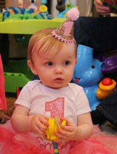 Emery turned one a couple of weeks ago! To say that the plans for her birthday party consumed my life for two months would be an unders...
