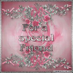 You are very special to me✨......ṣëṉṯ ṯö ṃë ṿịā (ᎶᏞöᏒᎥᎪ)✿