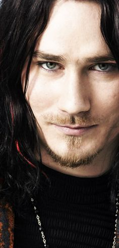 Tuomas Holopainen from Nightwish ~ *drooool* *slurp* *slobber* - I shall join in with the slurping and slobbering x