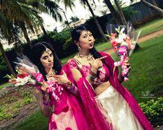 Hot Bridesmaid! - Weddings   Indian Wedding Photography, Pune