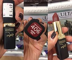 """DUPE ALERT Ladies, I found a MAC Selena dupe just like the """"Dreaming of you"""" lipstick"""