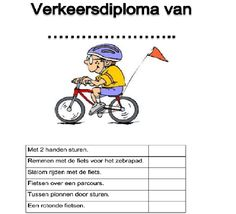 Verkeer fietsdiploma
