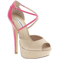 Steve Madden Aaria High Wedge Sandals