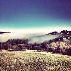 #Campora, #Parma hills - Instagram by @teobaldi