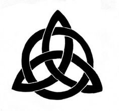 The Eternity Knot also refered to as the Celtic Knot, Trinity Knot or Triqetra is used by Christians as the symbol the eternal love of God encircling the Trinity of the Father, Son and Holly Ghost. Used by Buddhist to Symbolize Right Intent, Right Action & Right Wisdom, and as the sign of Oden in Norse Mythology. The Eternity Knot is sometime referred to as the Marriage Knot representing mind, body & spirit of a marriage to remain unbroken to maintain a harmonious marriage.