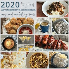 Top 10 Recipes of 2020 on An Affair from the Heart Blog What Recipe, Secret Recipe, Strong Cocktails, Beef Tips And Gravy, Fluffy Mashed Potatoes, Toasted Ravioli, Food Club, Beef And Noodles, Refried Beans