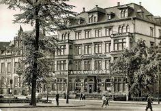 Hotel Carola, 1961