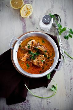 Zesty Fish Curry with Coconut Milk   Playful Cooking #curry #seafood