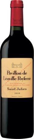 Pavillon de Léoville Poyferré 2010 Château Léoville Poyferré - Saint-Julien, Bordeaux, Frankrig www.wine.dk/Vine/Vin.aspx?ProductID=77100601110 #rødvin #cabernetsauvignon