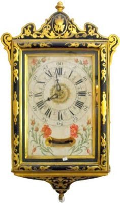 The Maltese Clock's real origin is difficult to trace. However, tradition has it that they adorned houses of the Maltese nobility as far back as the 17th century. The clock was made of wood suitable to take on several layers of gypsum, which was then engraved and decorated with gold