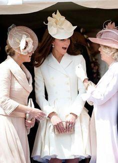 Uscita ufficiale di Kate Middletone... e non solo!