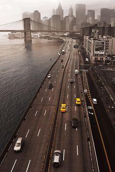 New York in BW Tones |  byKonstantinos Metallinos