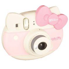 Câmera Instantânea Fujifilm Instax Mini Hello Kitty – Rosa - Instax no…
