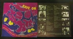 RAVE ON German 1990 LP My Bloody Valentine New Order Charlatans Primal Scream + #AlternativeIndieBritpop