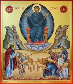 The Virgin Enthroned. Religious Images, Religious Art, Famous Freemasons, Mediterranean Art, Photography Illustration, Art Photography, Madonna, Byzantine Icons, Orthodox Icons