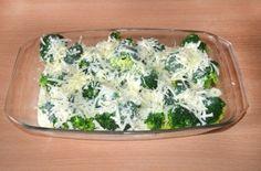 Zapekaná brokolica so zemiakmi