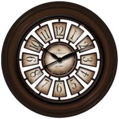FirsTime® Majestic Hollow Wall Clock  found at @JCPenney