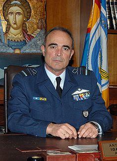 Πολεμική Αεροπορία - Διατελέσαντες Αρχηγοί Πολεμικής Αεροπορίας