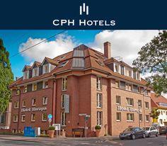 Hotels Münster - City Partner Hotel Europa #Münster http://muenster-europa.cph-hotels.com