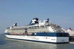 The Celebrity Cruise Ship