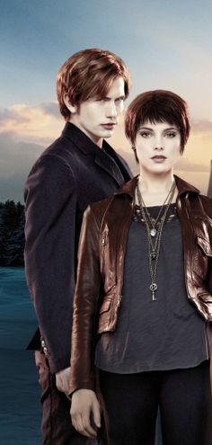 Breaking Dawn part 1 ~ Alice and Jasper