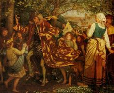 The Pied Piper of Hamelin by Harry Robert Mileham