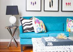 Get the Look: Eclectic & Modern With a Dash of Glam — Shop the Style