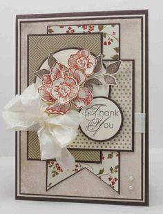 This could be a mother's day card. You could use a butterfly instead of the flowers. Everything Eleanor card
