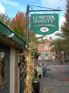 The Lobster Shanty in Salem, MA - We are now open for the season! and we won't close again until January 15th, 2013