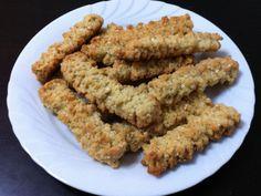 מתכון עוגיות מרוקאיות, עוגיות מרוקאיות אפויות עם שומשום