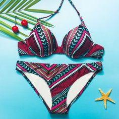 Swimwear - Cute Vintage High Waisted Swimwear & Bikini Swimwear For Women Fashion Online   TwinkleDeals.com Page 15
