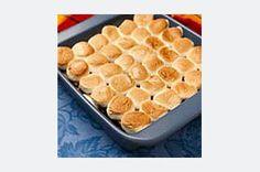 Easy Pan O' S'mores recipe