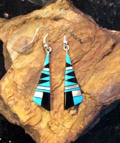 A personal favorite from my Etsy shop https://www.etsy.com/listing/555880844/native-american-jewelry-sterling-silver