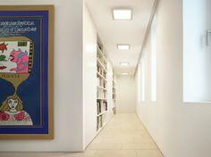 vavé® LED-Panels 370370 bringen ausreichend Licht für die perfekte Flurbeleuchtung.
