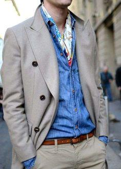 553 Best Mens Scarves images   Mens scarves, Fashion