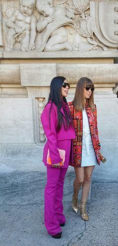 Paris, Fashion Week  Www.1-Paris.com #pfw2015  #parisfashionweek  #FashionWeek  #ChampsElysees_Paris  #parisstreetfashion  #parisstreetstyle  #streetstyle  #fashion   #fashionista #PFW15  #parisfashion  #lovefashion #champselysees_paris #paris
