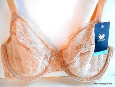 512094e51d Buy Wacoal 851287 so Sophisticated Bra 32c Sand Lace Underwire online