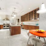 kitchen, tribeca via homes of the rich